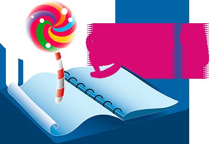 Blog piruleta