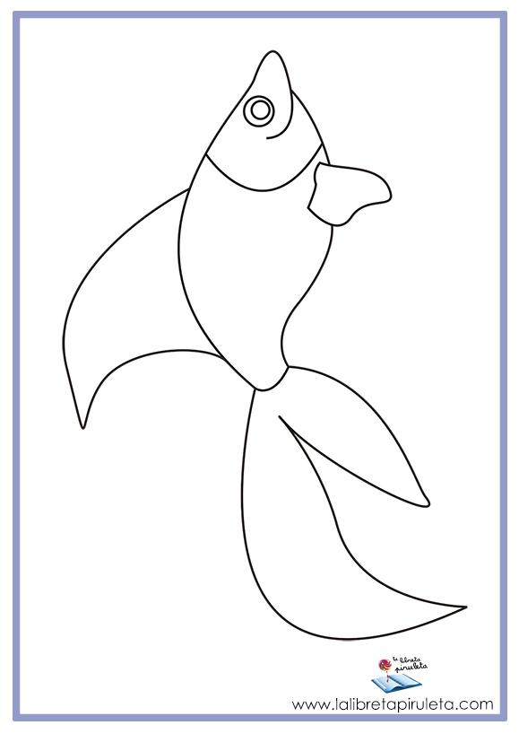 01 COLOREA pez mini