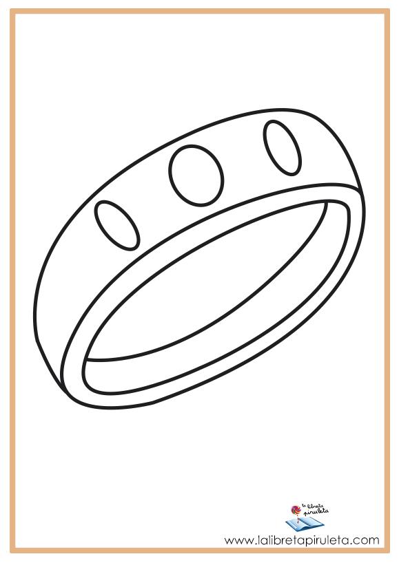 24 COLOREA anillo