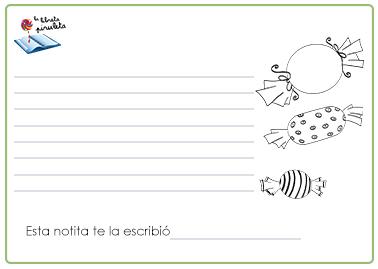 Escritura en primaria