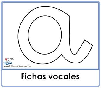 FICHAS VOCALES