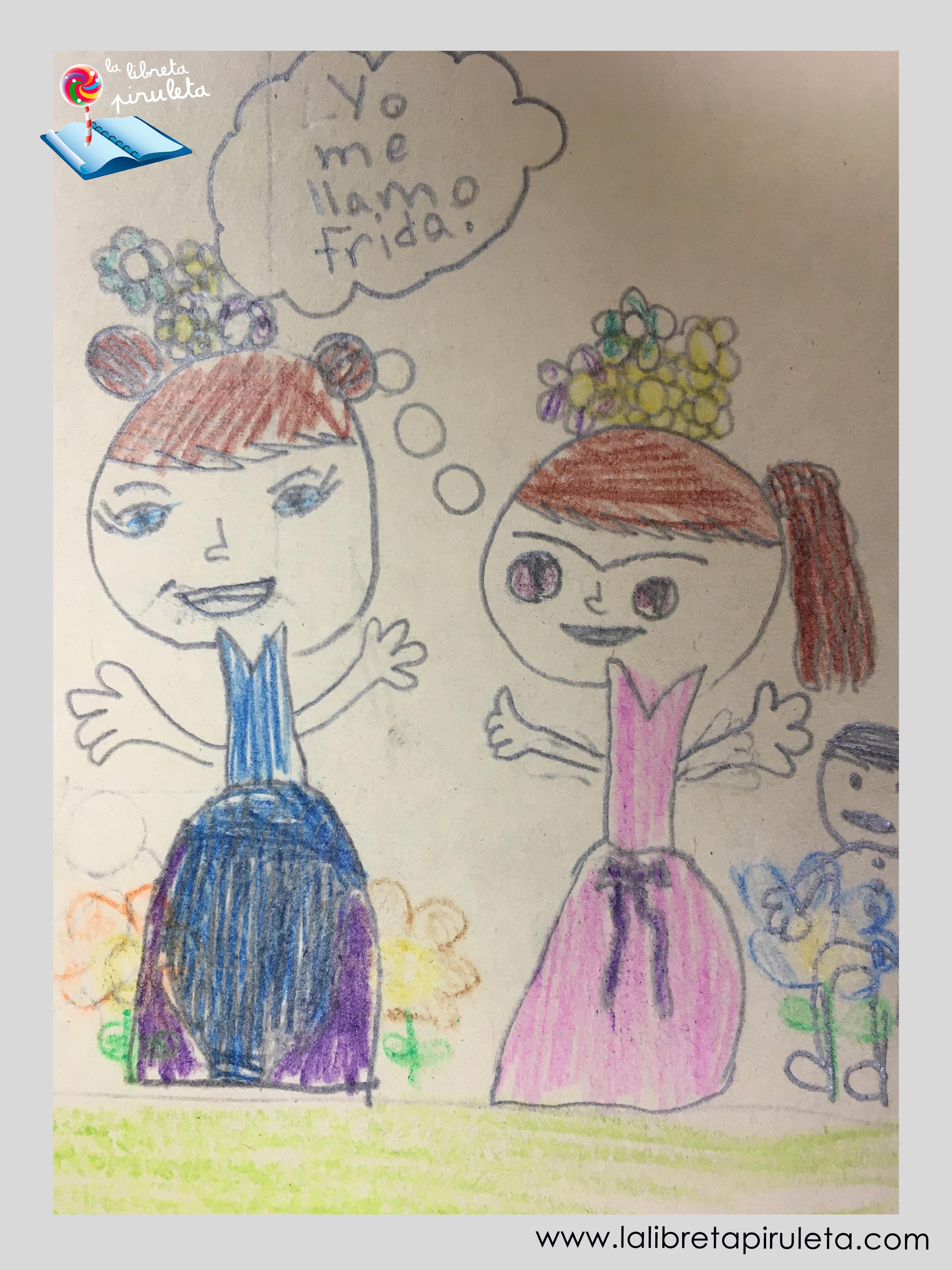 Frida Kahlo para niños