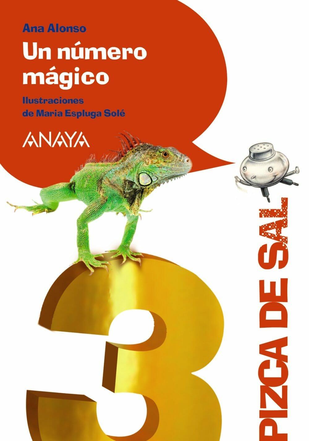 Un número mágico libro