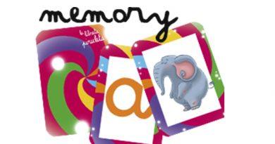 MEMORY de vocales