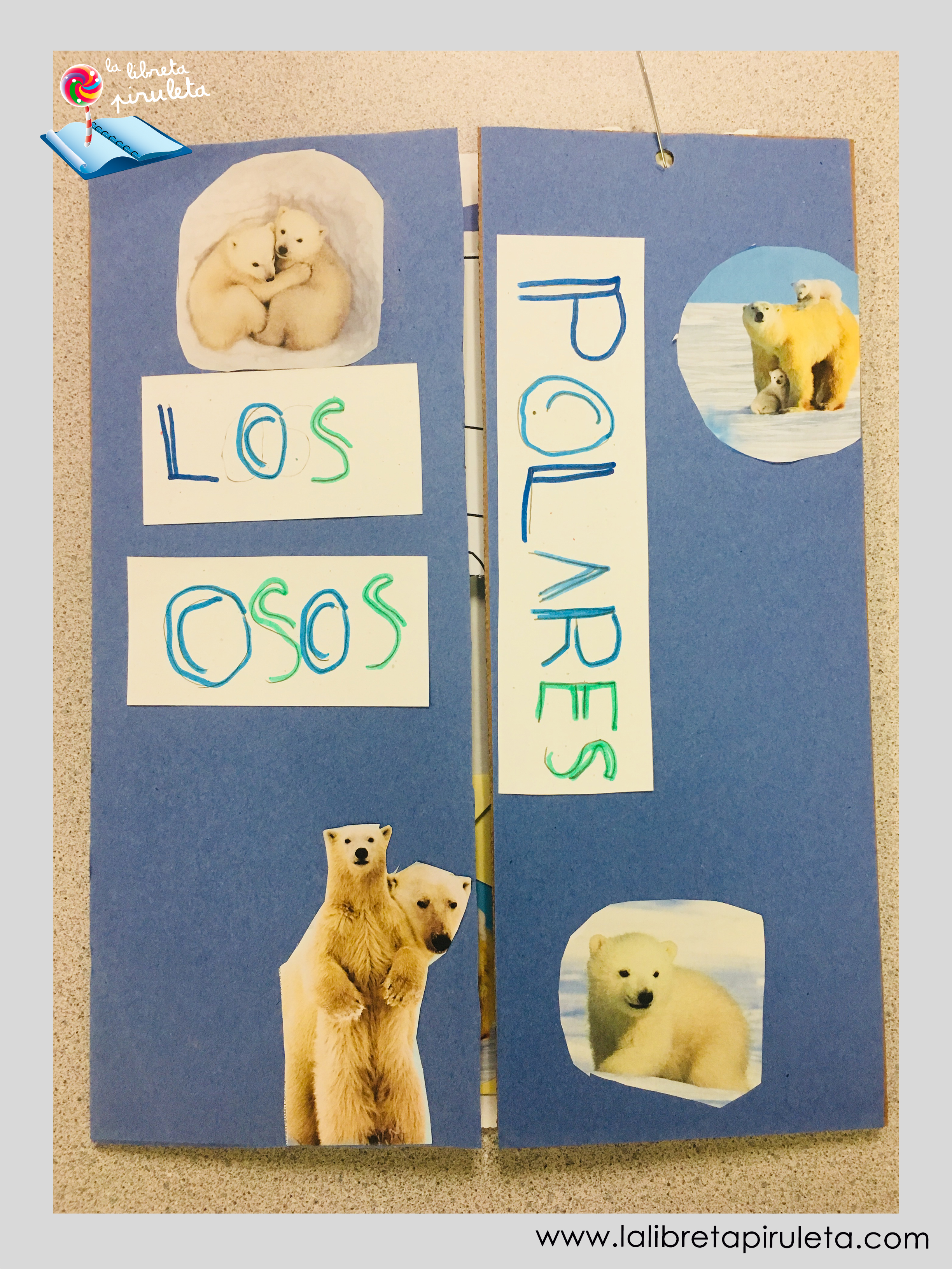 Lapbook sobre animales