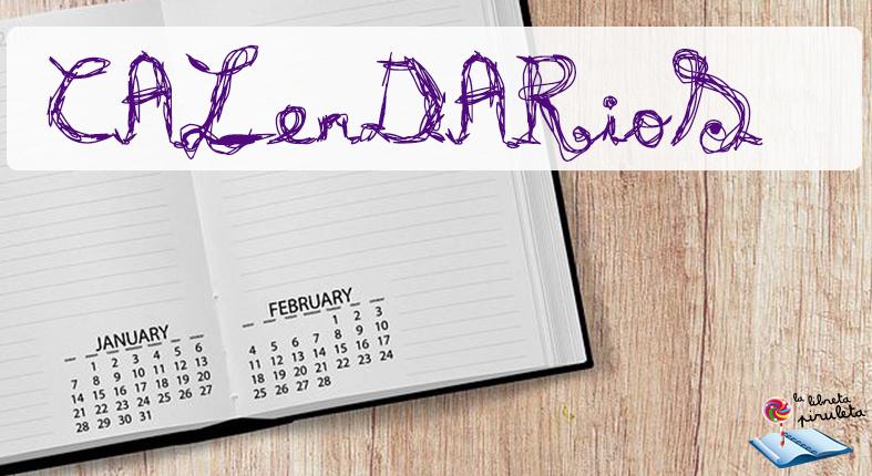 nuestros calendarios