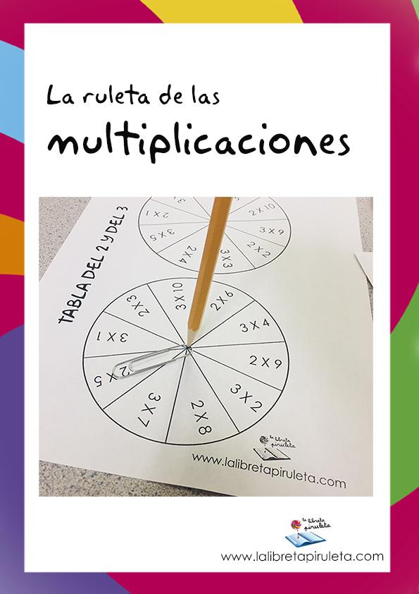 ruleta de multiplicaciones