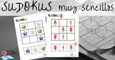 SuDoKuS muy sencillos