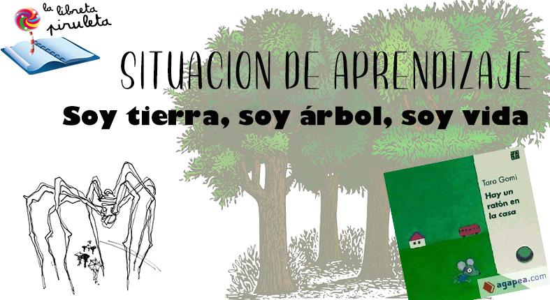 Soy tierra, soy árbol, soy vida: Situación de Aprendizaje (SA)