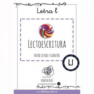 Entre letras y cuentos: Cuadernillo de la letra L