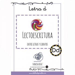 Entre letras y cuentos: Cuadernillo de la letra D