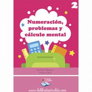 Numeración, problemas y cálculo mental – 2º